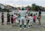 ティーボール体験会を開催しました。